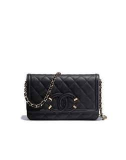 Chanel Wallet On Chain WOC 想換Loewe