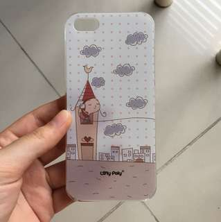 LOLY POLY iphone 5/5s hardcase