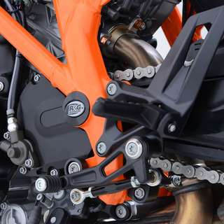 R&G Frame Plug Kit for KTM 1050 Adventure, 1090 Adventure, 1190 Adventure, 1290 Super Adventure and 1290 Super Duke R