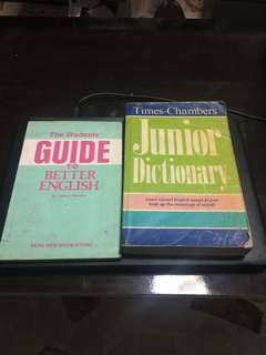 Dictionary Chinese & english