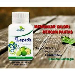 Leptos Chewable Tablets (For Women)