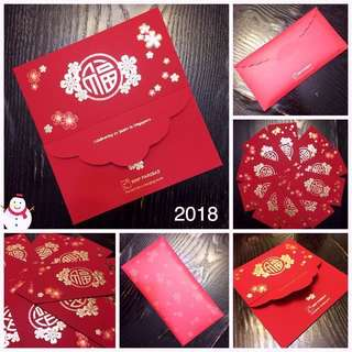 Red Packet - BNP Paribas 2018 collection