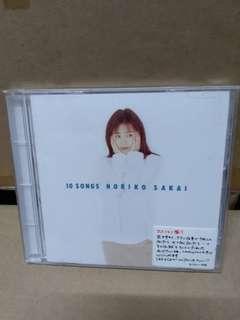 酒井法子 CD 包郵