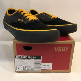 Vans x Pa'Din Musa - Authentic Pro
