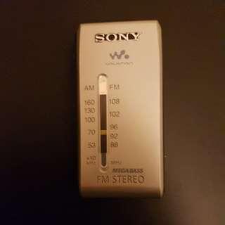 sony s84 DSE 收音機