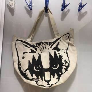 90%new 貓貓袋