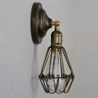 European lamp