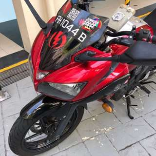 Yamaha FZ16 ST