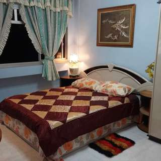 COMMON ROOM FOR RENT AT JALAN DAMAI (KAKI BUKIT/BEDOK RESERVOIR RD/UBI )