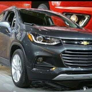 Chevrolet All New Trax 1.4 LTZ AT