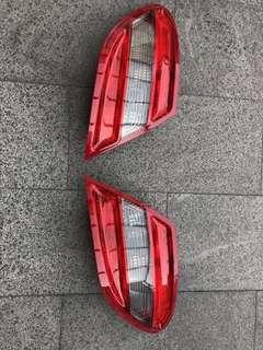 Mercedes C200 back light