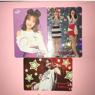 Twice Once Yes卡 Yescard 娜璉