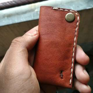 Leather Coin Pouch or Holder