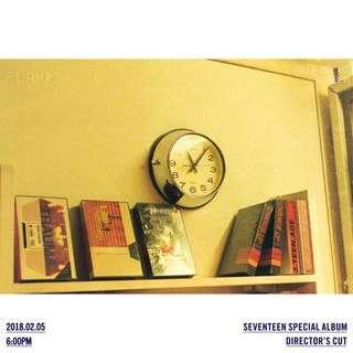 [PREORDER] SET(Plot + Sunset)Seventeen Directors Cut/Special Album