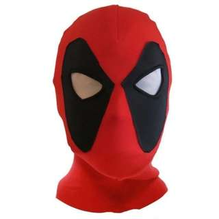 Deadpool mask cosplay. Brand new!