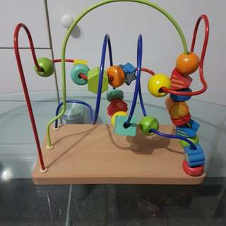 Quality wooden toy