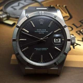 FOR SALE-   34mm Men's Rolex Oyster Perpetual Date
