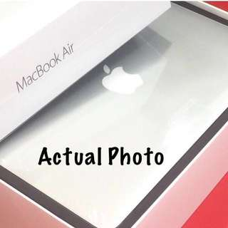 "Good as NEW! Macbook Air 11.6"" Fixed Price!"