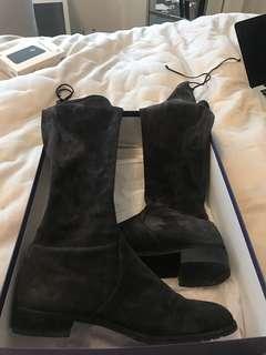 Stuart Weizmann lowland boots