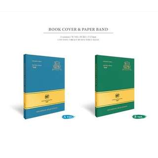 [PREORDER] SET(A + B) Golden Child Album