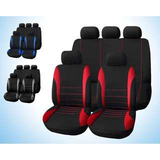 Car seat cover full for sedan, mpv and suv