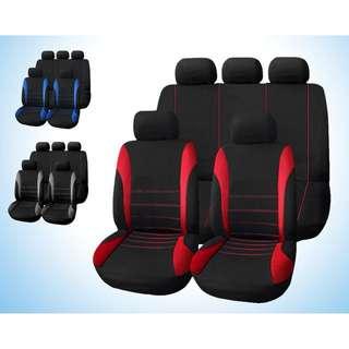 Car seat cover full for sedan, mpv and suv