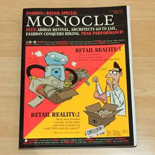 Monocle october 2017