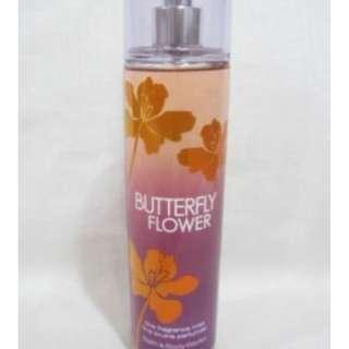 Bath & Body Works Butterfly Flower (Body Mist)