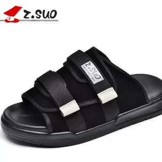 Z.Suo Slipper / Sandal (Black) US7.5