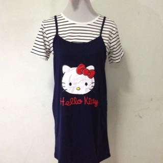 Hello Kitty Dress 2 piece set