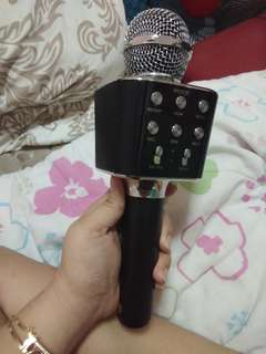 Extra loud version speaker microphone