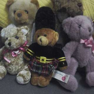 Teddy Bear Collection Set