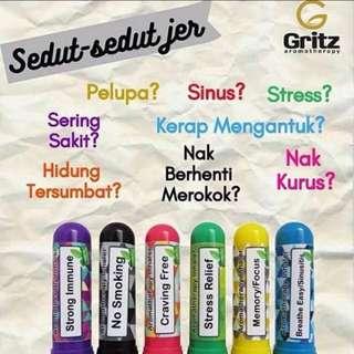 Gritz Aromatherapy Inhaler