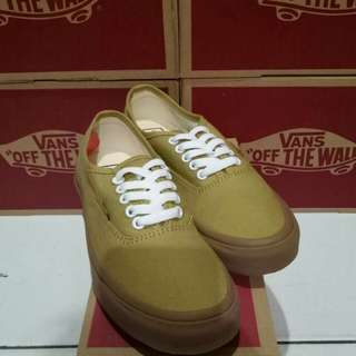 Vans Authentic DeepOlive waffle DT BNIB china