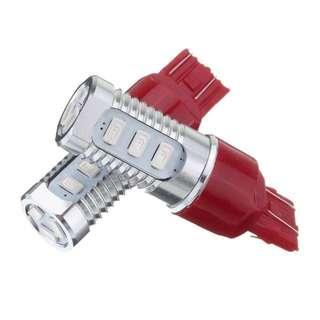 T20 7443 Blinking LED Bulbs