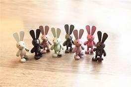 徵收 Agnes b Delices mini 兔仔