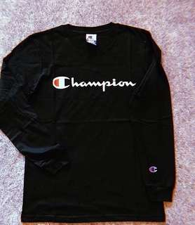 Champion (Long Sleeve)