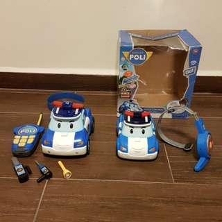 Robocar Poli Voice Control Toy Car