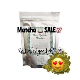 Premium Japanese Pure Matcha Powder 100g SALE‼️