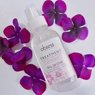 Treatment Cleansing Water with Marula Oil by Obsess Cosmetics