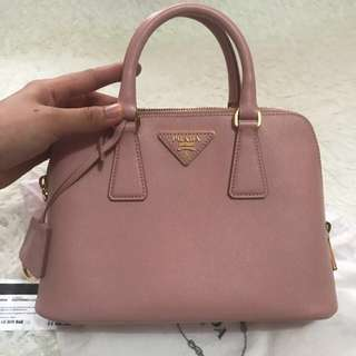 Authentic Prada BL0838