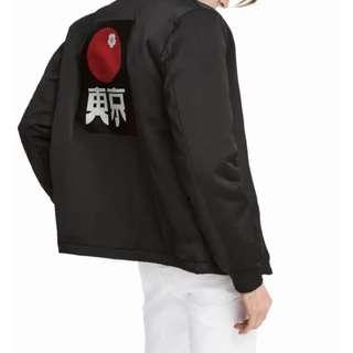 "Japanese ""Tokyo"" H&M Bomber Jacket XL"