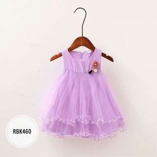 Dress  RBK460  PURPLE