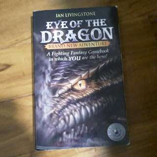 Eye of the dragon / ian Livingstone