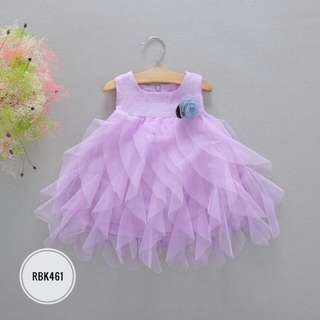 Dress  RBK461  PURPLE