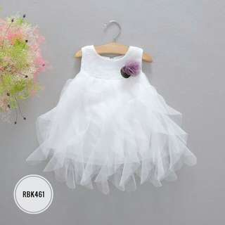 Dress  RBK461  White