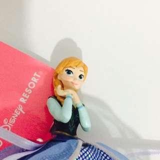 Disneyland Tokyo - Anna FROZEN Keychain