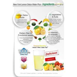 Master Cleanse Lemonade diet / detox
