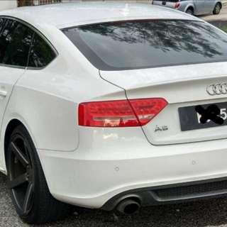 Audi A4 SLine limited edition sambungbayar