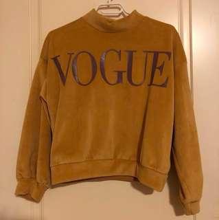 Vintage like queen bee bohemian top